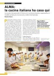 ALMA: la cucina italiana ha casa qui - Camera di Commercio di Parma