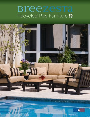 Recycled Poly Furniture   Applegate Furniture