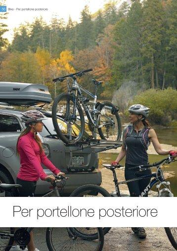 Portabici da portellone posteriore in formato PDF - Daihatsu