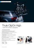 Portabici da portellone posteriore in formato PDF - Daihatsu - Page 3