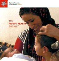 THE MUM'S HEALTH BOOKLET - ASL 1 di Massa e Carrara