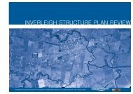 INVERLEIGH STRUCTURE PLAN REVIEW - Golden Plains Shire
