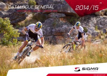 SIGMA SPORT // Catalogue 2014/15 // FFH (FR)