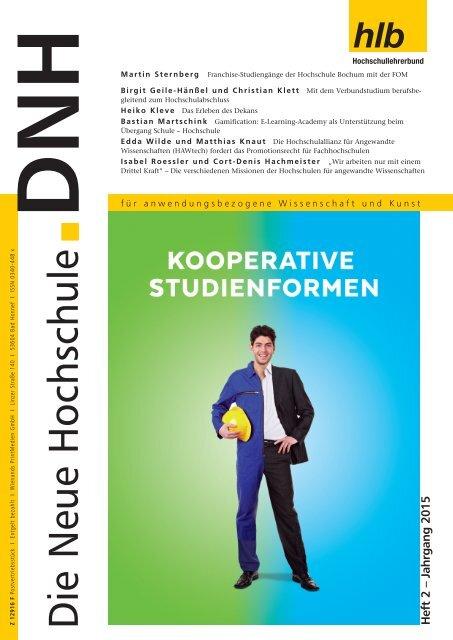 Die Neue Hochschule Heft 2/2015