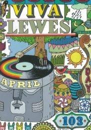 Viva Lewes April 2015 Issue #103