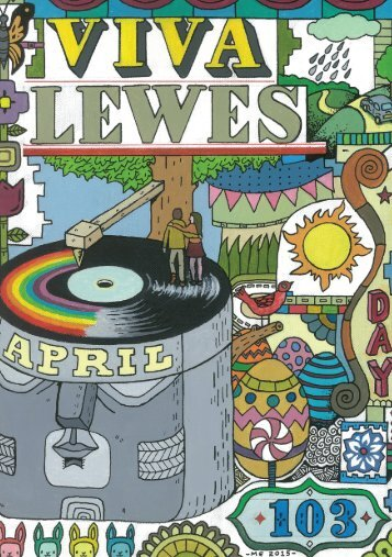 Viva Lewes April 2015 Issue #103