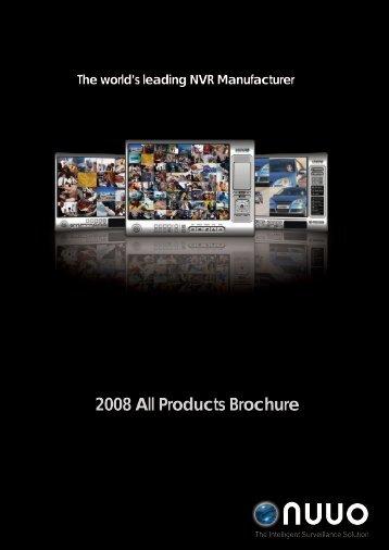 NUUO Brochure - RhinoCo Technology