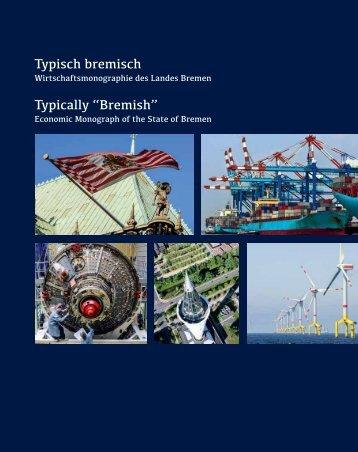 """Typisch bremisch Typically """"Bremish"""""""