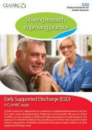 ESD study - University of Nottingham - NIHR