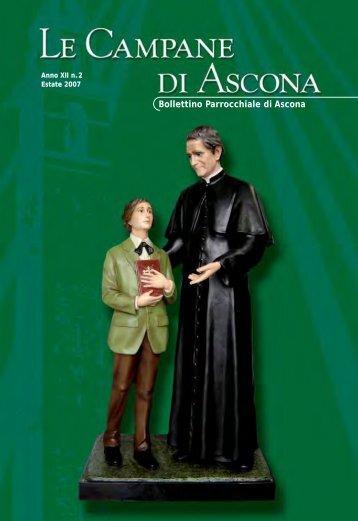 Leggi - Parrocchia di Ascona