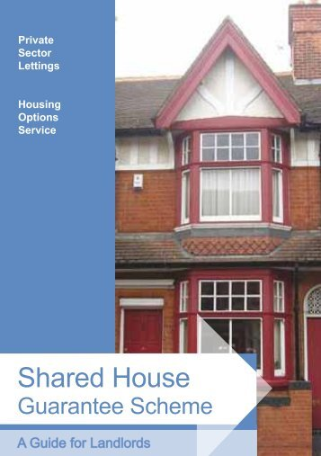Leic City Shared house guarantee update.pdf