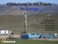 Capitalizing on the Future for Energy - FEI Canada