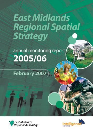East Midlands Regional Spatial Strategy 2005/06