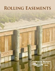 Rolling Easements - Water - US Environmental Protection Agency