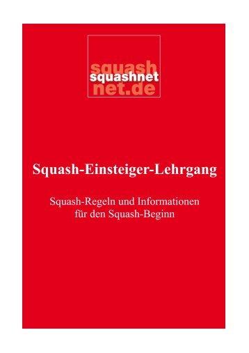 Squash verstehen