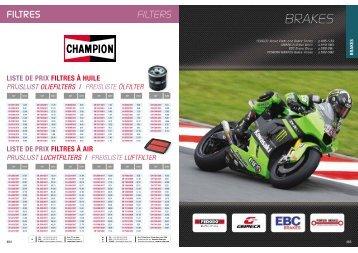2011AFAM-Katalog Bremsenteile Ferodo - MG-Sport
