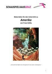 Amerika - Schauspielhaus Graz