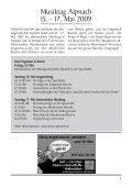 Infoblatt 2009 - Musikverein Buochs - Seite 7