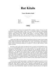 Rut Kitabı - Muhammadanism