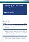 Anmeldeschluss: 19. März 2012 - Belvoir Ruderclub Zürich - Seite 2