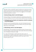 Treatments for advanced prostate cancer: - Prostate Scotland - Page 2