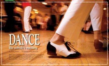Dance - Meg McKinney