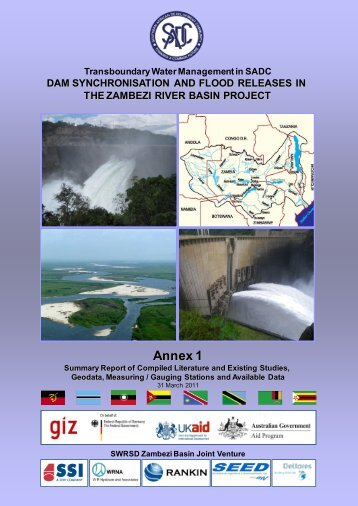 Dam Synchronisation and Flood Releases - agriwaterpedia.info