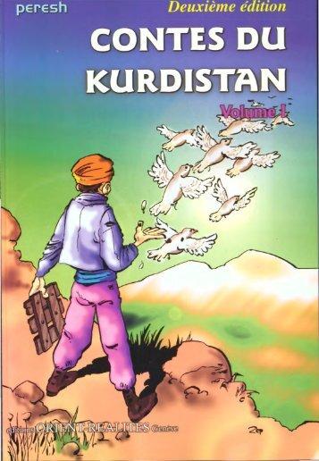 PERESD CONTES DU KURDISTAN Volume 1