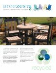 Recycled Poly Furniture - Balboa Company - Page 2