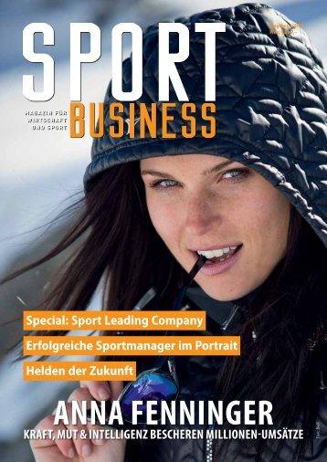 Sport Business Magazin 01/2015