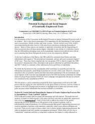 CBD joint letter final.pdf - Global Justice Ecology Project