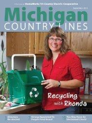 HomeWorks - Michigan Country Lines Magazine