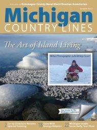 Ontonagon REA - Michigan Country Lines Magazine