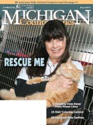 1-888-206-0185 - Michigan Country Lines Magazine