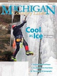 Cherryland - Michigan Country Lines Magazine
