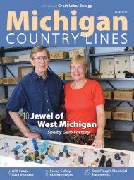 Michigan Country Lines Magazine