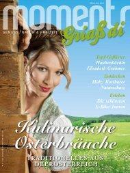moments Magazin - Griaß di