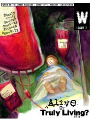 Issue 7 - University of Wisconsin-Superior