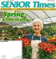 April 2013 - Southwestern Pennsylvania Area Agency on Aging, Inc.