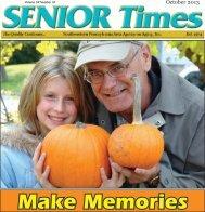 October 2013 - Southwestern Pennsylvania Area Agency on Aging ...