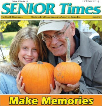 October 2013 - Southwestern Pennsylvania Area Agency on Aging ...
