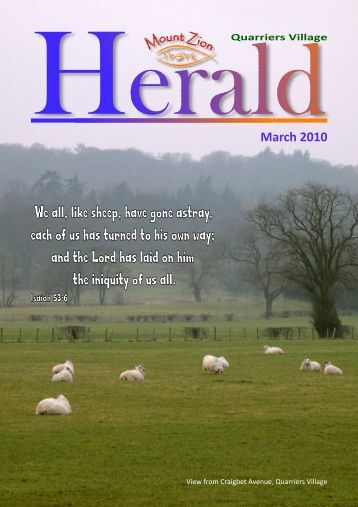 herald issue 3 - 2DAY.ws