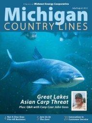 Scholarship Winners Announced - Michigan Country Lines Magazine