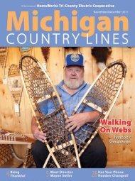 Winter's - Michigan Country Lines Magazine