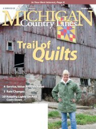 Residential - Michigan Country Lines Magazine