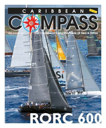 Caribbean Compass Yachting Magazine April 2015