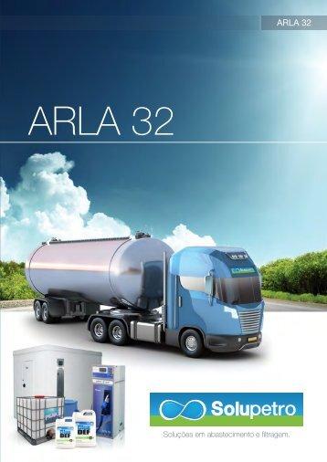 ARLA 32 - Solupetro