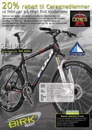 Cerespris 39.920 - Birk Sport