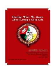 Sharing What We Know About Living a Good Life - iphrc
