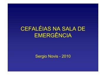 Cefaléia Sala Emergencia